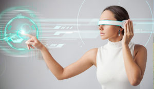 a difference between augmented reality and virtual reality?