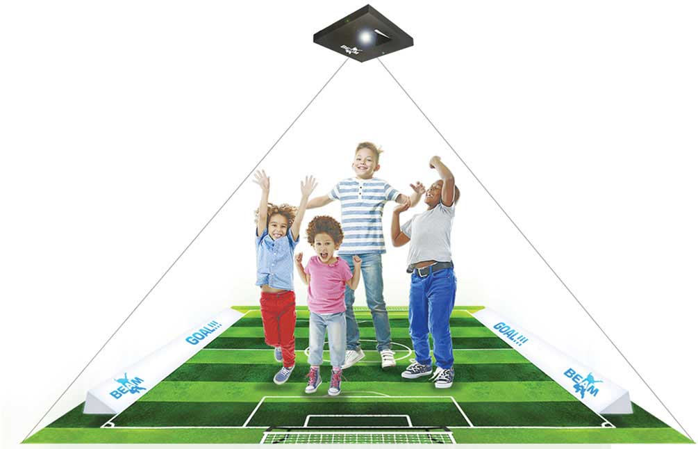 Beam Gaming Projector