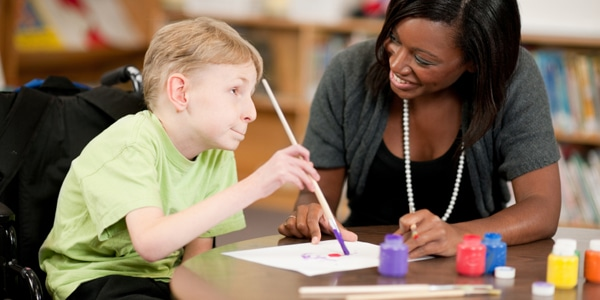what reinforcers are you using with your special needs students